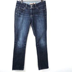 Paige Denim Hidden Hills Straight Jeans - 27